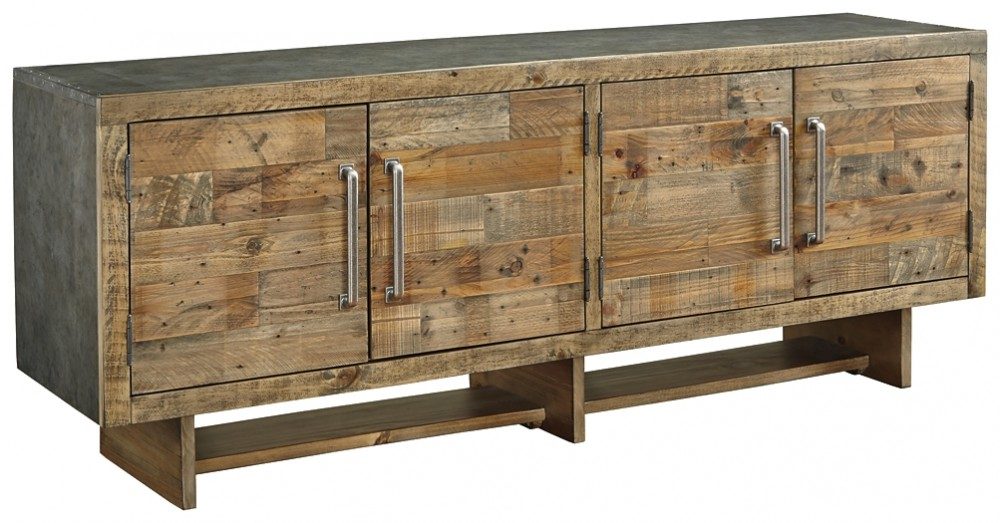Mozanburg - Extra Large TV Stand
