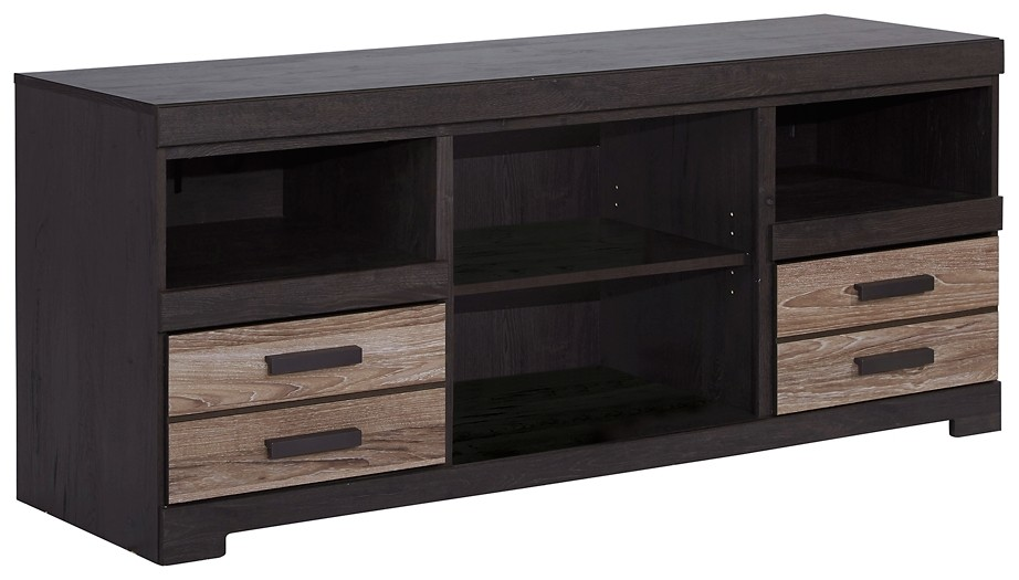 Harlinton - LG TV Stand w/Fireplace Option