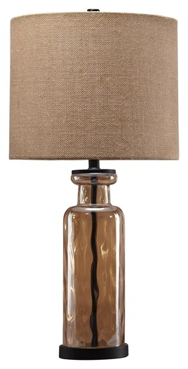 Laurentia - Glass Table Lamp (1/CN)