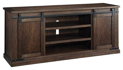 Budmore - Extra Large TV Stand
