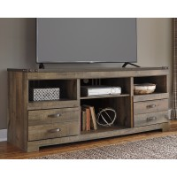 Trinell - LG TV Stand w/Fireplace Option