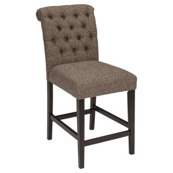 Tripton - Upholstered Barstool (2/CN)