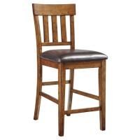 Ralene - Upholstered Barstool (2/CN)