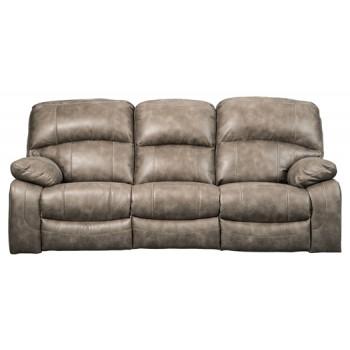 Dunwell - PWR REC Sofa with ADJ Headrest