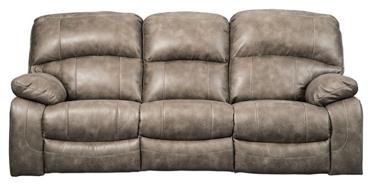 Dunwell - PWR REC Sofa with ADJ Headrest