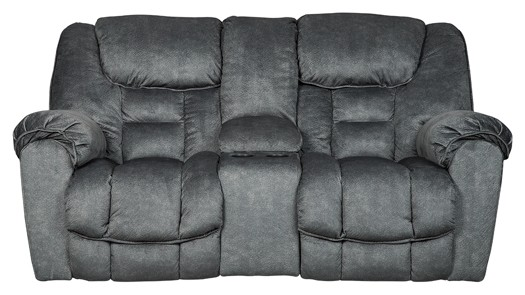 Capehorn - DBL Rec Loveseat w/Console