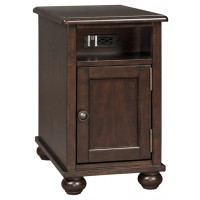 Barilanni - Chair Side End Table