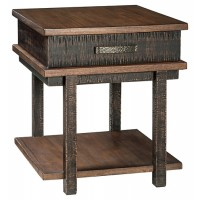 Stanah - Rectangular End Table