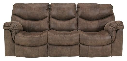Alzena - Reclining Sofa
