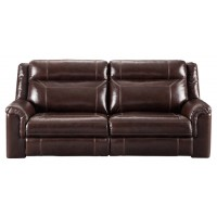 Wyline - PWR REC Sofa with ADJ Headrest
