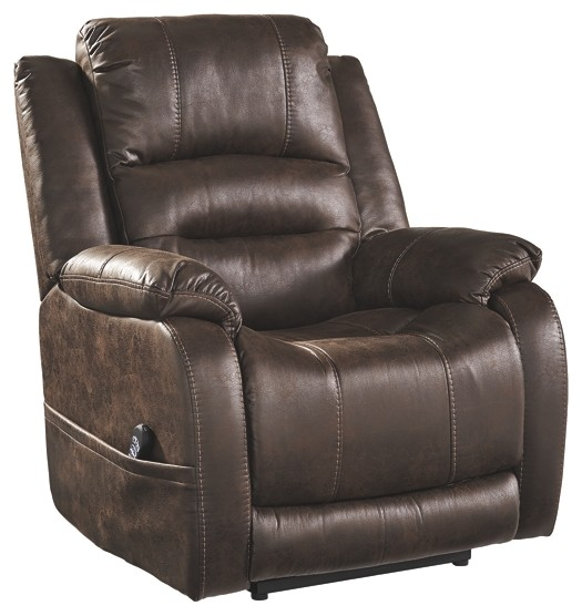 Barling - Power Recliner/ADJ Headrest