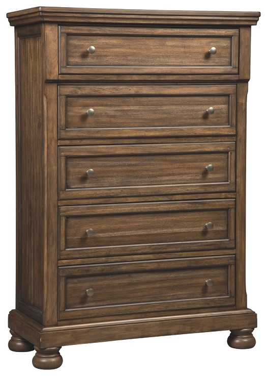 Flynnter - Five Drawer Chest