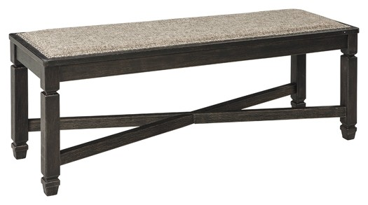 Tyler Creek - Upholstered Bench