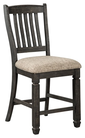 Tyler Creek - Upholstered Barstool (2/CN)