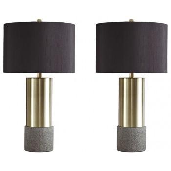 Jacek - Metal Table Lamp (2/CN)