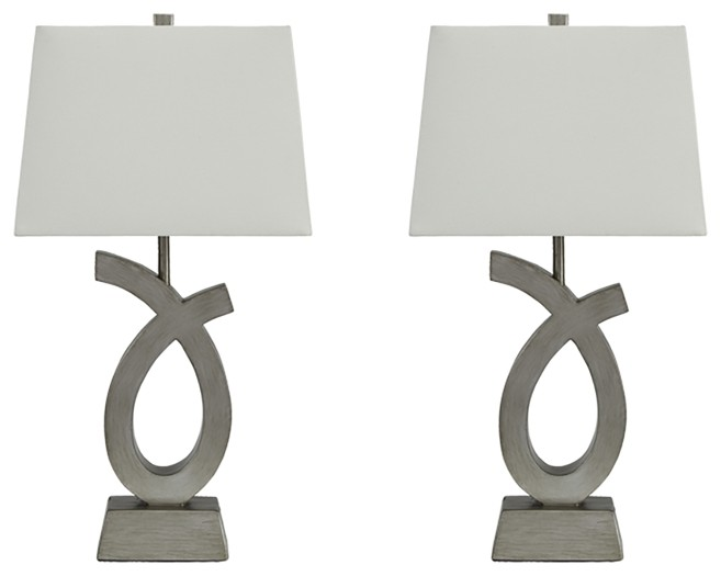 Amayeta - Poly Table Lamp (2/CN)
