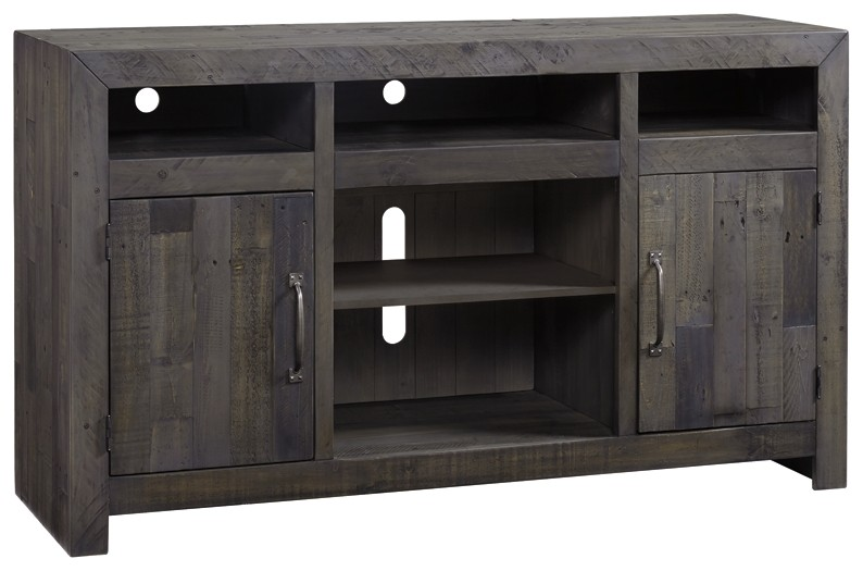 Mayflyn - LG TV Stand w/Fireplace Option