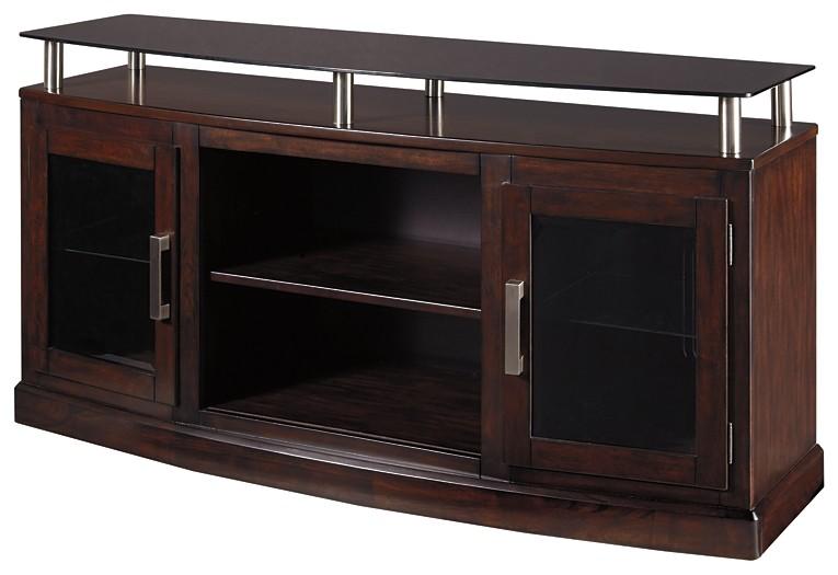 Chanceen - Medium TV Stand/Fireplace OPT