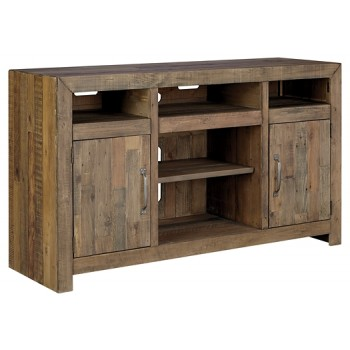 Sommerford - LG TV Stand w/Fireplace Option