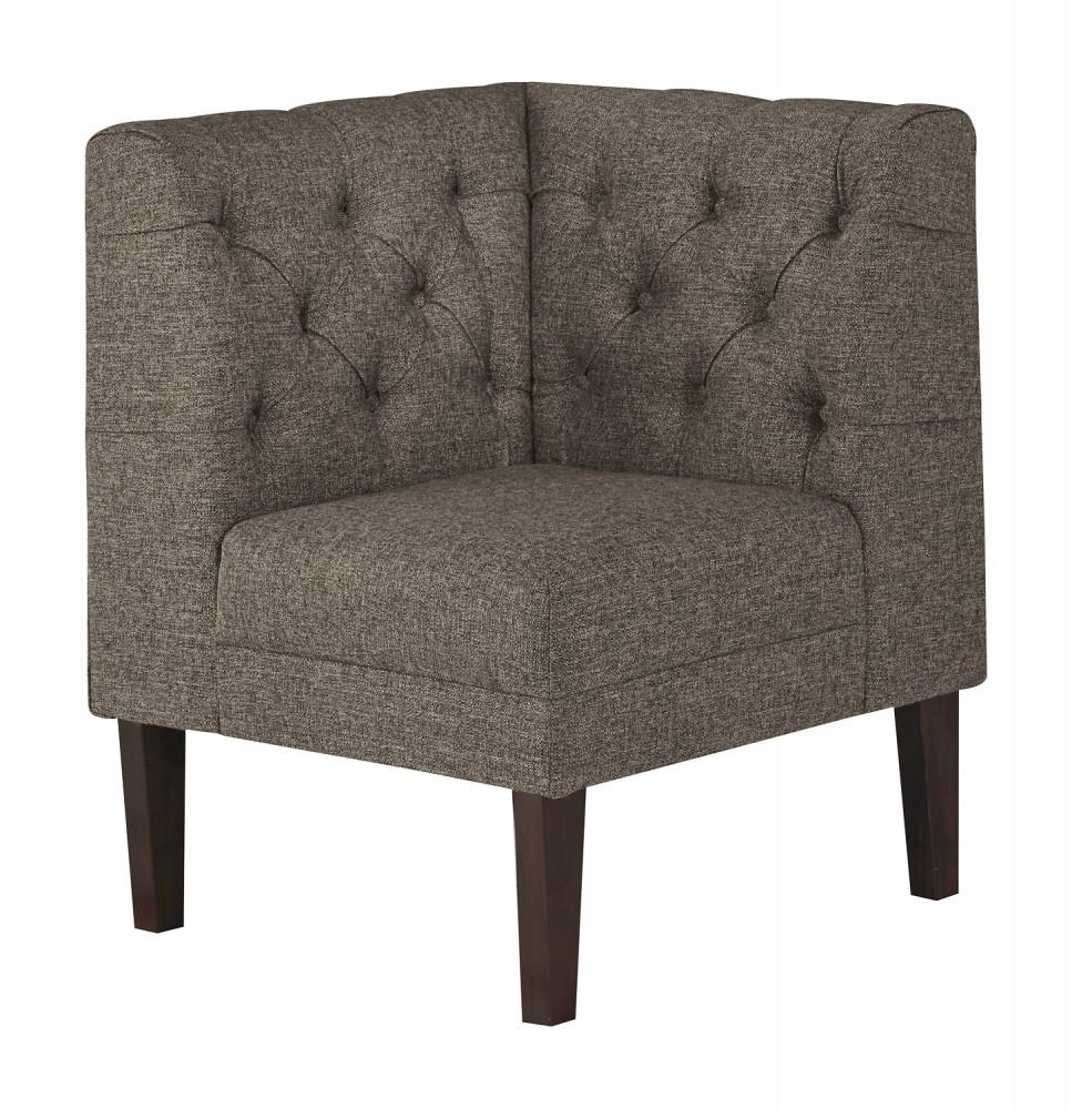Tripton - Corner Upholstered Bench