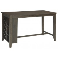 Rokane - RECT Counter Table w/Storage