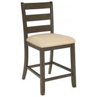 Rokane - Upholstered Barstool (2/CN)
