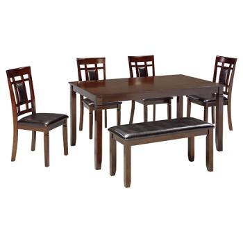 Bennox - Dining Room Table Set (6/CN)