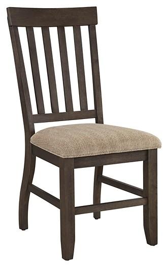 Dresbar - Dining UPH Side Chair (2/CN)