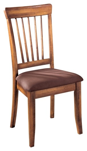 Berringer - Dining UPH Side Chair (2/CN)