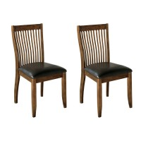 Stuman - Dining UPH Side Chair (2/CN)