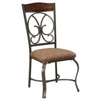 Glambrey - Dining UPH Side Chair (4/CN)
