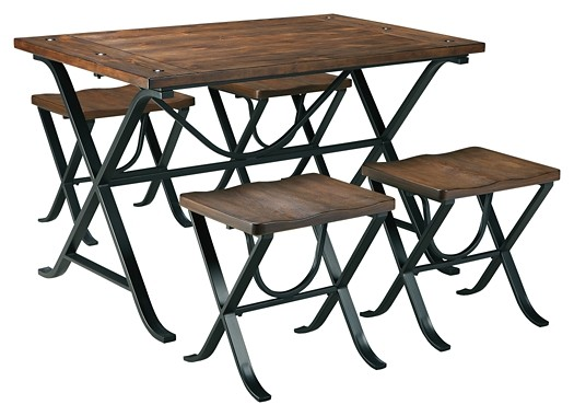 Freimore - RECT DRM Table Set (5/CN)