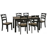 Froshburg - Dining Room Table Set (7/CN)