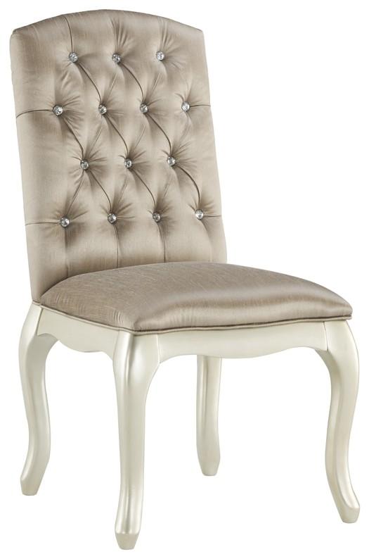 Cassimore - Upholstered Chair (1/CN)