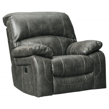 Dunwell - PWR Rocker REC/ADJ Headrest