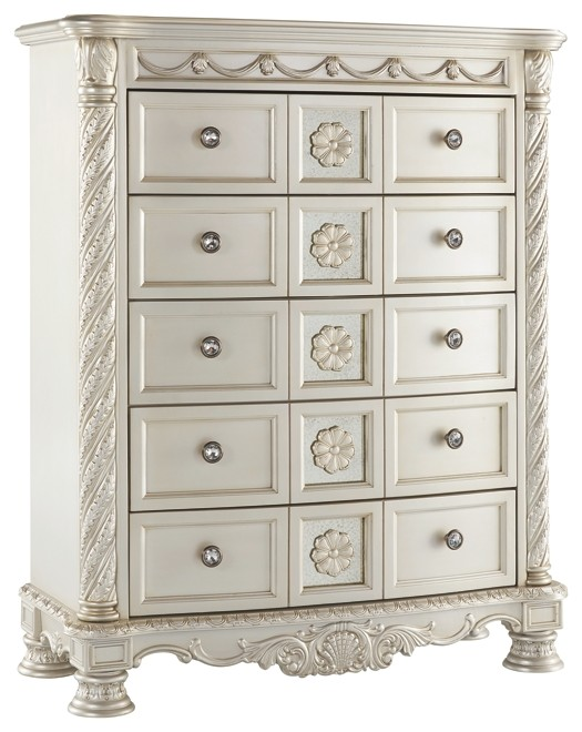 Cassimore - Five Drawer Chest