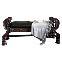 North Shore - Large UPH Bedroom Bench