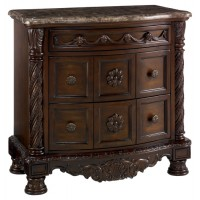 North Shore - Three Drawer Night Stand