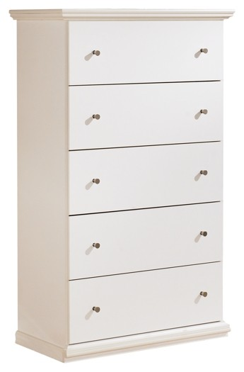 Bostwick Shoals - Five Drawer Chest
