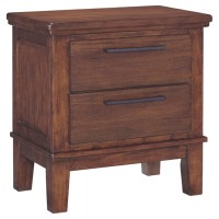 Ralene - Two Drawer Night Stand