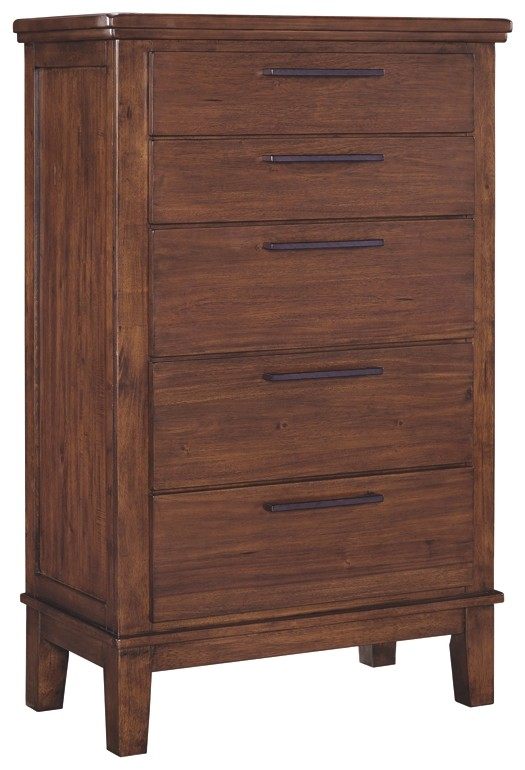 Ralene - Five Drawer Chest