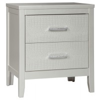 Olivet - Two Drawer Night Stand