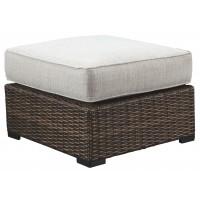 Alta Grande - Ottoman with Cushion
