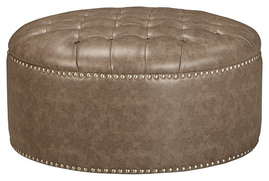 Wilcot - Oversized Accent Ottoman