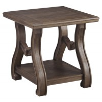 Tanobay - Square End Table
