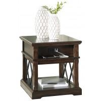 Roddinton - Rectangular End Table