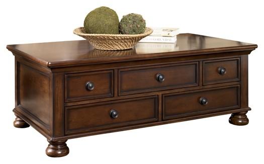 Porter - Rectangular Cocktail Table