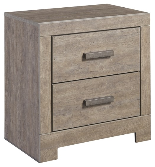Culverbach - Two Drawer Night Stand