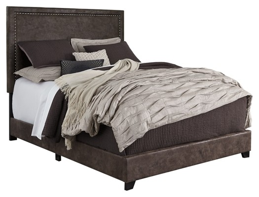 Dolante Queen Upholstered Bed B130 281 Complete Bed