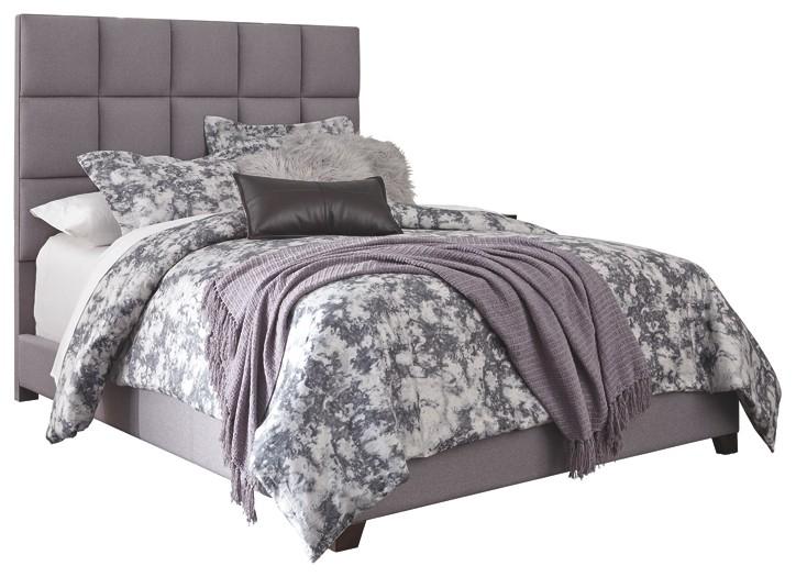 Dolante - King Upholstered Bed